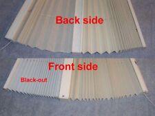 RV Day Night window shade blind curtain cover 12x29 WRV
