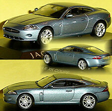 Jaguar XK Coupe blau blue metallic 1:43 Norev
