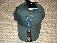 NWT Nike Federer RF Dri-FIT Hybrid Tennis Legacy 91 Hat Cap Blue 371202-344 New