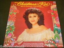 VINYL LP - CHRISTMAS WITH KIRI TE KANAMA - PROLP 12