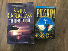 Sara Douglass - The Infinity Gate & Pilgrim PB