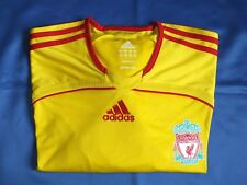 BNWT 2006 Liverpool Away Champions League Player Issue Long Sleeved Shirt XL