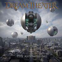 DREAM THEATER - THE ASTONISHING 2 CD NEU