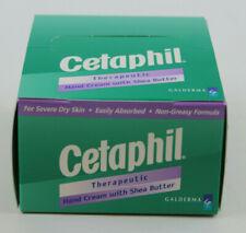 Cetaphil Therapeutic Hand Cream w/ Shea Butter Dry Skin Sample Box 18 X .25oz