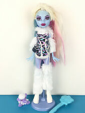 Monster High Doll Abbey Bominable First 1st Wave / Poupée Basic