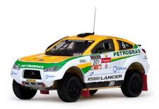 1:43 Mitsubishi Lancer Spinelli Dos Sertoes 2012 1/43 • VITESSE 43463