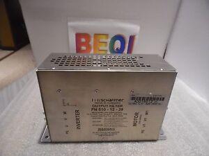 SCHAFFNER OUTPUT FILTER  FN 510-12-29  5.5 kW (7.4 HP) 12A NOS