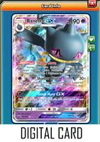 Pokemon TCG ONLINE Banette GX (DIGITAL CARD) Celestial Storm Ultra Rare
