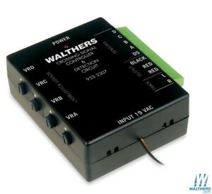 HO Scale - WALTHERS 949-4359 CROSSING SIGNAL CONTROLLER & DETECTION CIRCUIT