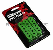Cubiertas de recogida de guitarra DiMarzio DM2001GN Verde Conjunto De Tres