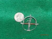 Miniature working mouse trap, bird trap, rat trap