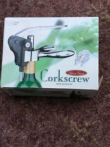 Silver Spur Corkscrew Brand New