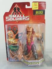 VINTAGE SMALL SOLDIERS archer TOY ACTION FIGURE gorgonite HASBRO MOC 6inch rare