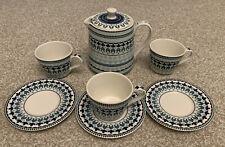 ***BRAND NEW DENBY MONSOON ANTALYA TEA SET***