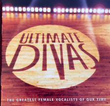 Ultimate Divas by Various Artists (CD, Jun-1999, Arista)