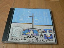 Sundays at St. Joseph Catholic Church - Columbia South Carolina - CD 1998