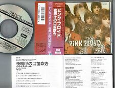 PINK FLOYD The Piper At The Gates of Dawn JAPAN CD CP32-5269 w/OBI+INSERT 3,008y