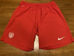 Mens Nike US Mens Soccer USMNT Shorts XL