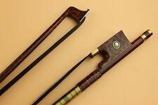 1pc New PRO Snakewood violin bow 4/4 full size beautiful pattern