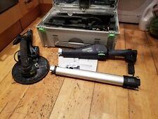 Festool LHS 225 EQ-PLUS 110V lunga portata Sander in Systainer Maxi destinati