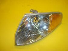 00 01 02 MAZDA 626 Corner Light Park Signal Lamp Driver LH OEM