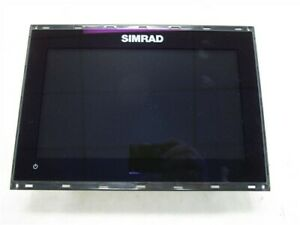 "SIMRAD G09 XSE CHARTPLOTTER / FISHFINDER 9"" DISPLAY HEAD UNIT ONLY MARINE BOAT"