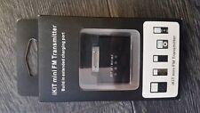 iKIT mini FM transmitter pour iphone 4/ipod