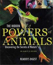The Hidden Powers of Animals (Reader's Digest) Shuker, Karl Hardcover