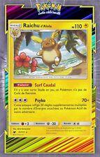 Raichu d'Alola - SL4:Invasion Carmin - 31/111 - Carte Pokemon Neuve Française