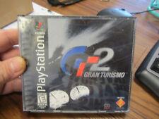 Gran Turismo 2 (Sony PlayStation 1, 1999) (E)