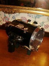 EQUINOX HD 6 HIGH DEF UNDERWATER VIDEO HOUSING FOR CANON HANDHELD CAMCORDER!!
