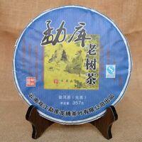 2012 Yr Ancient Tree Yunnan MengKu Raw Pu Er Tea Cake Green Puer Tea Pu Erh 357g