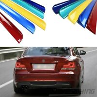 Painted Fit For BMW 1-Series E82 2D Coupe Rear Trunk Lip Spoiler Wing 2007-2013