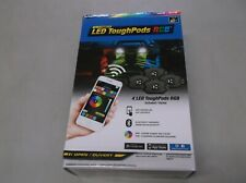 ALPENA 77245 BlueTooth LED ToughPods RGB ( 4 LED ToughPods RGB)