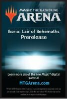 MTG Magic Arena Lair of Behemoths 6x Booster Pack Code EMAIL ONLY