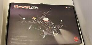 Walkera RUNNER 250 quad drone carbon fiber NEW + DEVO 7 remote rtf