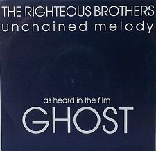"""THE RIGHTEOUS BROTHERS~UNCHAINED MELODY~PO 101~1st PRESS+P/S~7"""" SINGLE"""