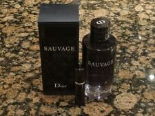 Christian Dior - Sauvage EDT - 5ml / 0.17oz Sample in Refillable Atomizer