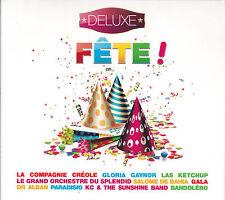 CD DIGIPACK FETE 20T LAS KETCHUP/SPLENDID/LIO/SABRINA/IMAGES/GAYNOR/DR ALBAN NEU
