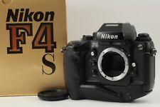 【Near Mint in Box S/N259xxxx】Nikon F4s 35mm SLR Film Camera Body From Japan 227
