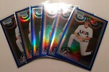Robbie Ray 2010 Bowman Chrome 1st Prospect Rookie Blue Ref /250 6 available HOT