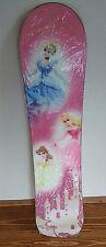 Brand New Burton 111cm Girls Disney Princess Chicklet Snowboard