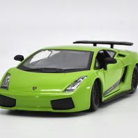 Bburago 1:24 Lamborghini Gallardo Superleggera Racing Car Vehicle Diecast Model