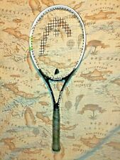 "Excellent Head Cool Earth 4 3/8"" Tennis Racquet"