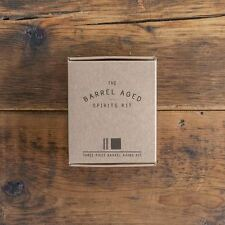 Barrel Aged Spirits Kit By W&P Design Charred-Oak Barrel Staves