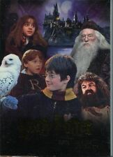 Harry Potter And The Sorcerer's Stone Complete 90 Card Base Set