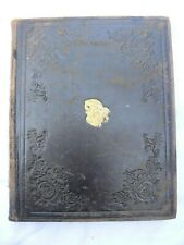 BEAUTES DE LA SAINTE BIBLE ILLUSTREES D'APRES LES GRANDS MAITRES 1841