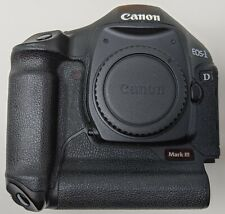 Canon EOS 1D Mark III MkIII 10.1MP Professional Digital SLR DSLR Camera Body