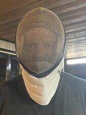 Leon Paul Club Traditional Medium Fencing Mask Never Used