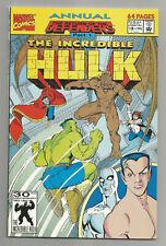 Incredible Hulk Annual # 18* Return Of The Defenders * Marvel * 1992 Near Mint